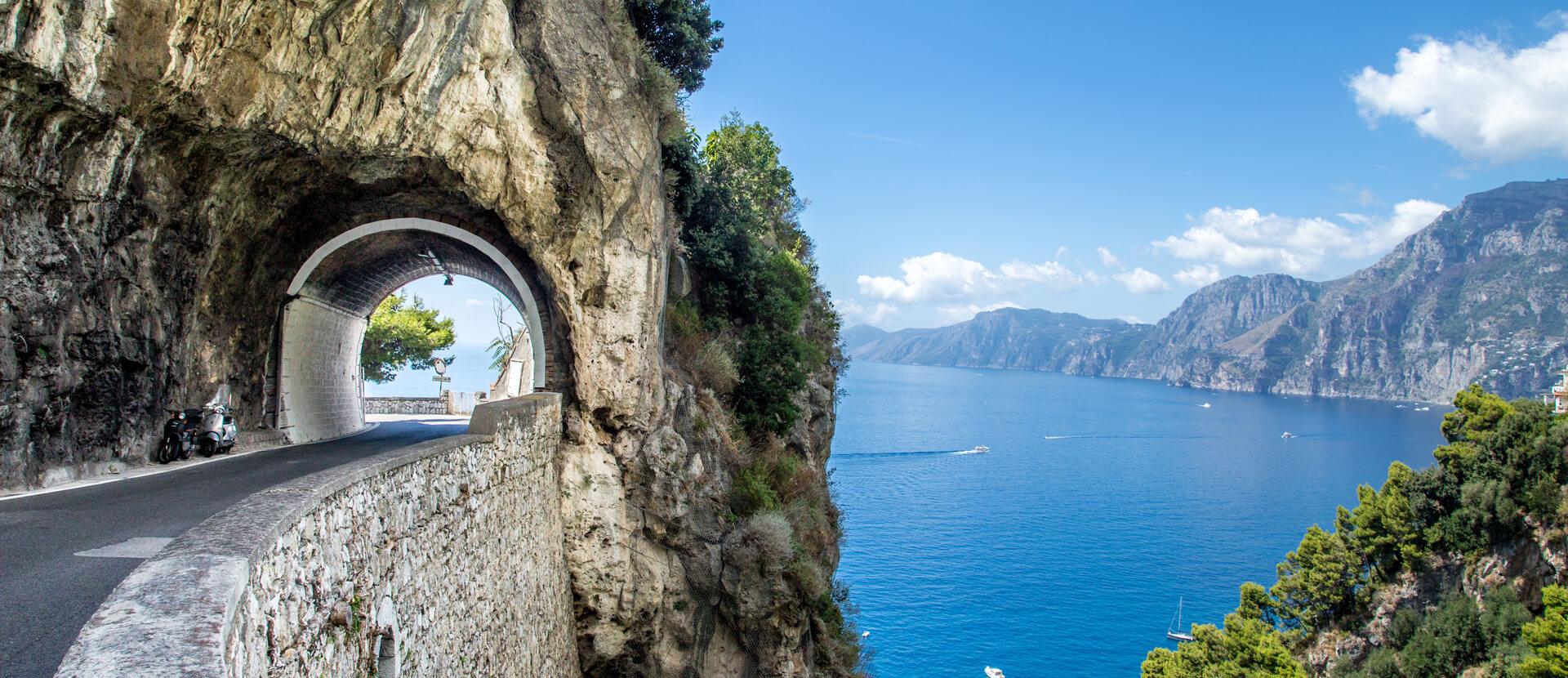 Amalfi Coast, Sorrento & Capri