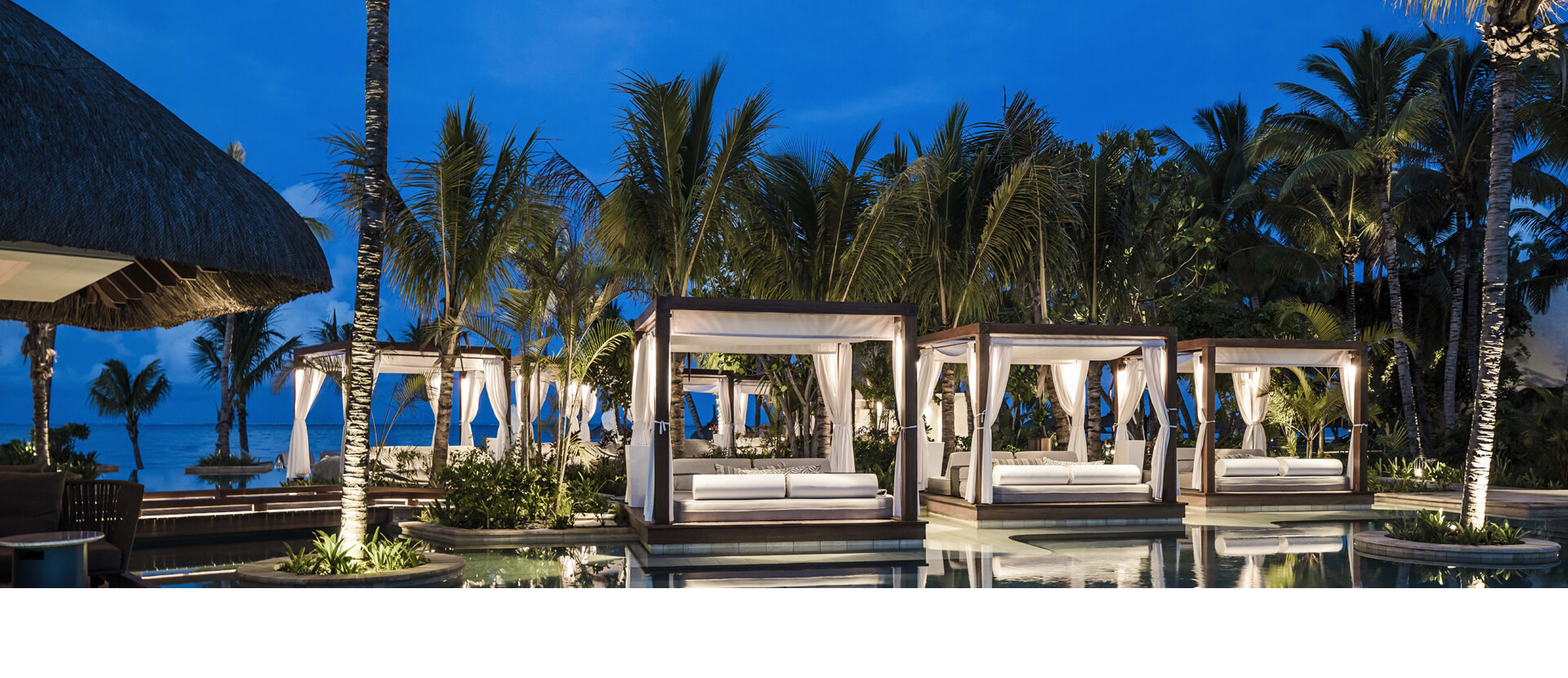 One & Only Hotels Destination Page