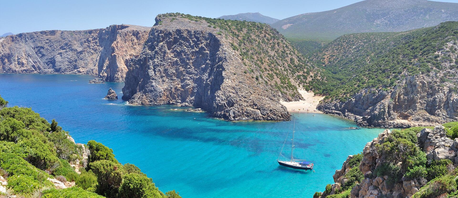 Siciliy & Sardinia