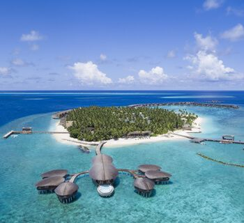 The St Regis Maldives Vommuli Resort