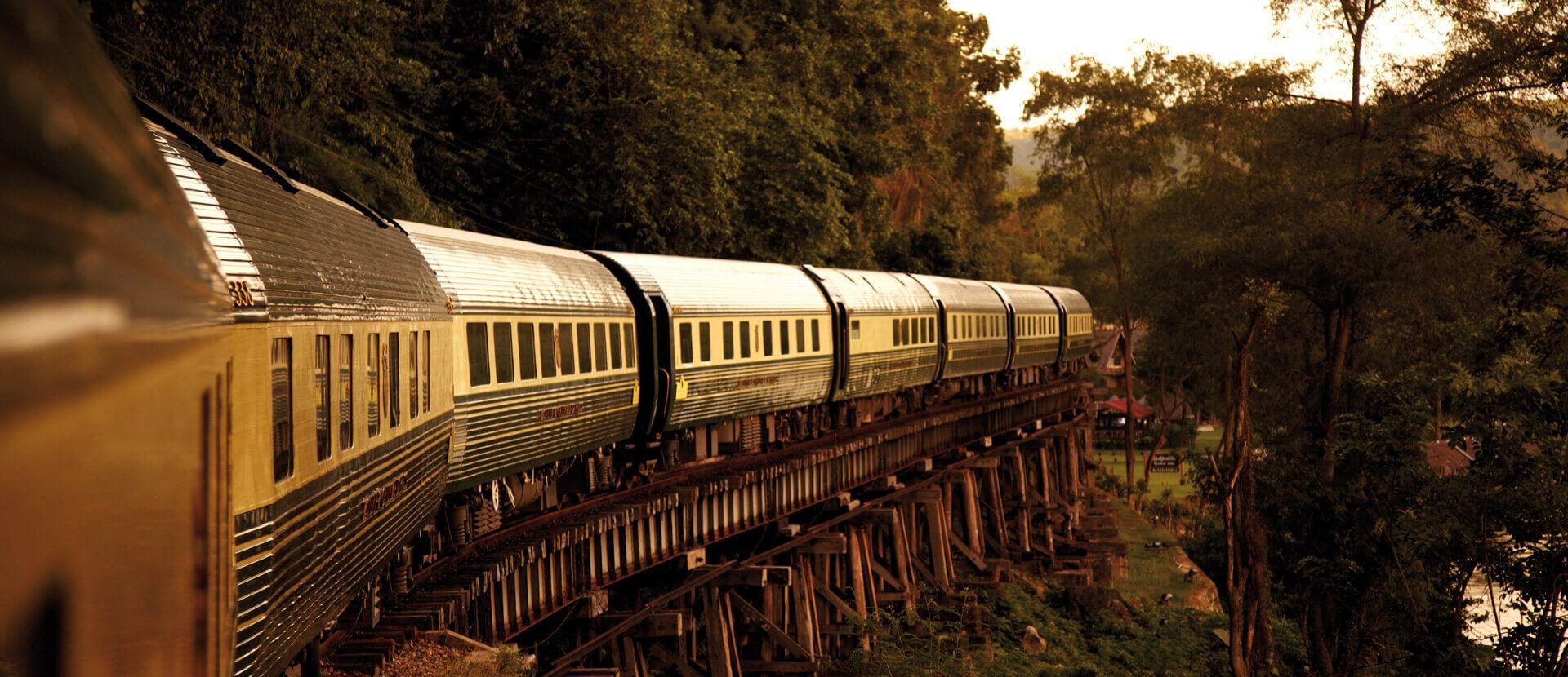 Belmond Eastern and Oriental Express