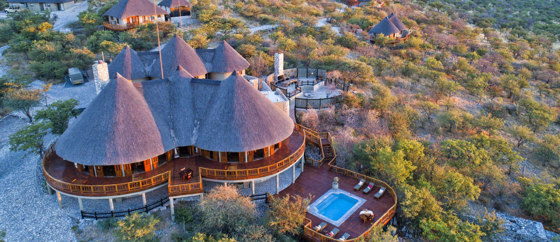 Etosha Mountain Lodge
