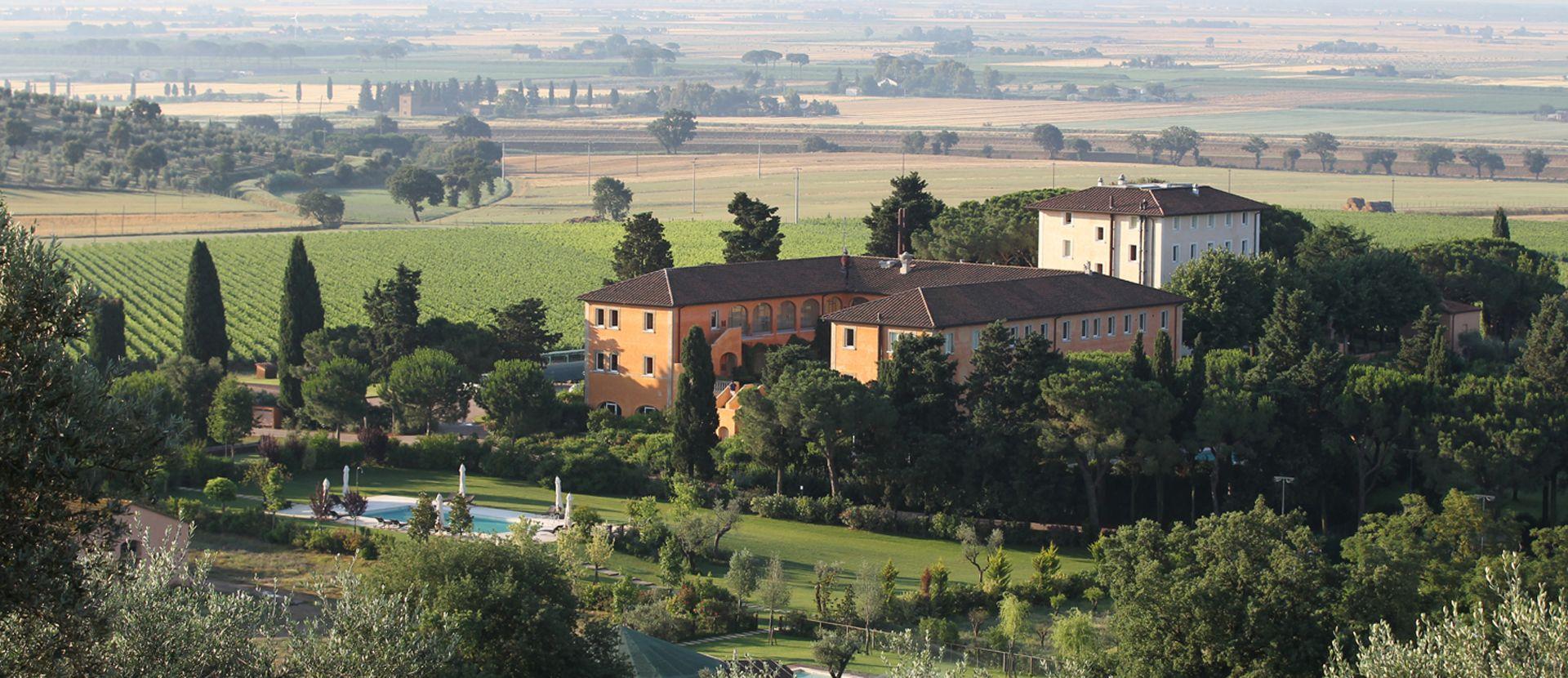 L'Andana, Tuscany