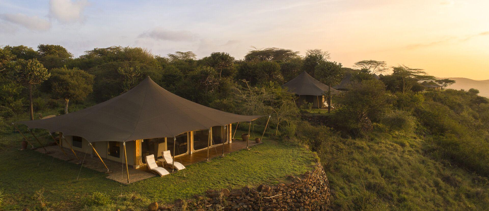 Loisaba Tented Camp by Elewana