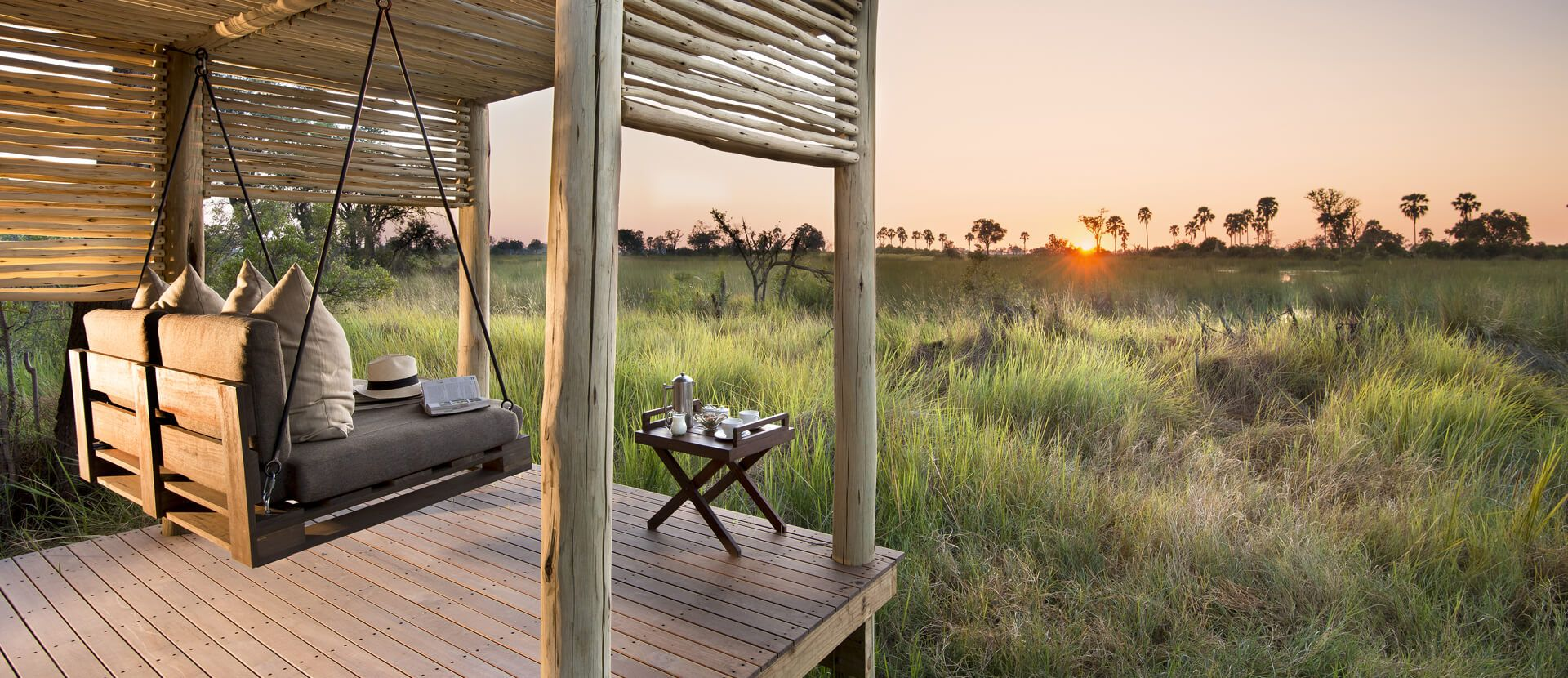 &Beyond Nxabega Okavango Tented Camp