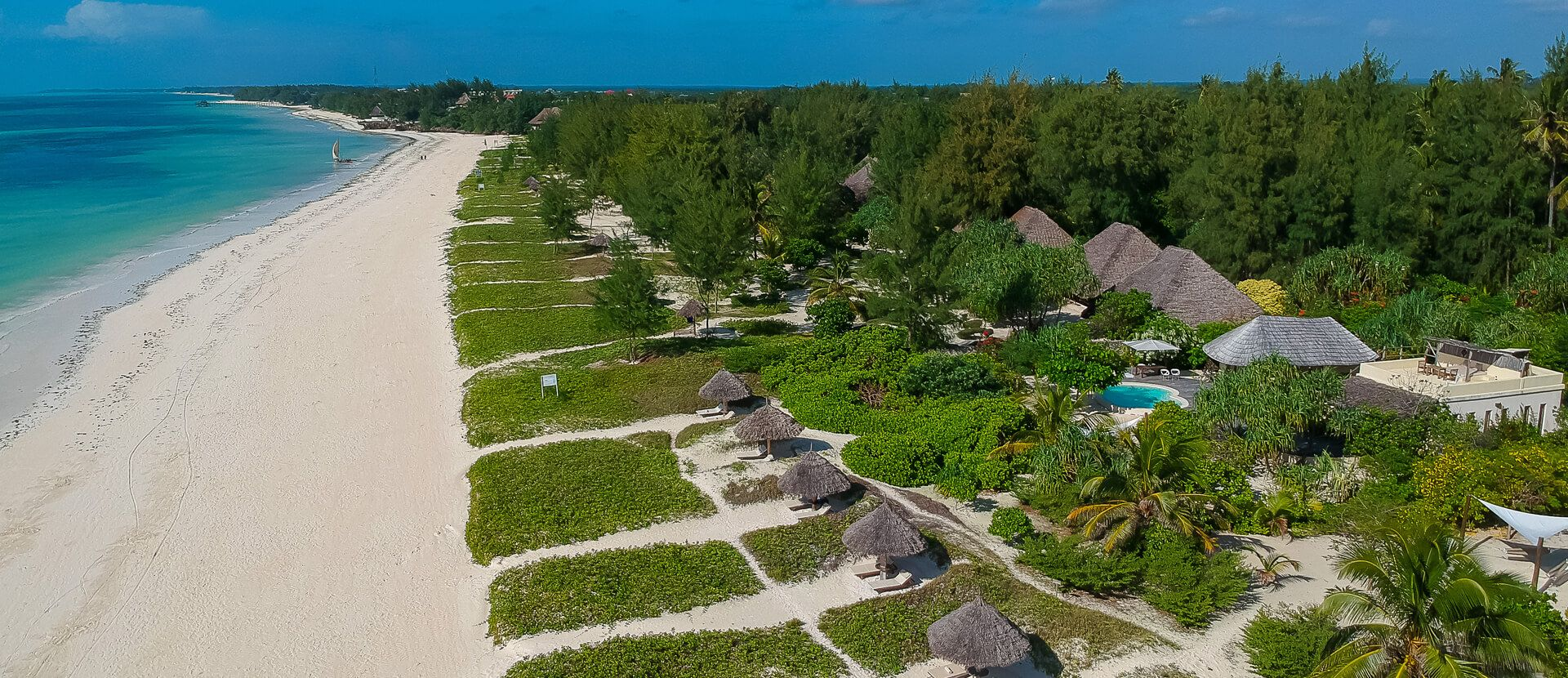 Zanzibar White Sand Luxury Villas and Spa