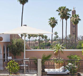 La Villa des Orangers, Marrakech