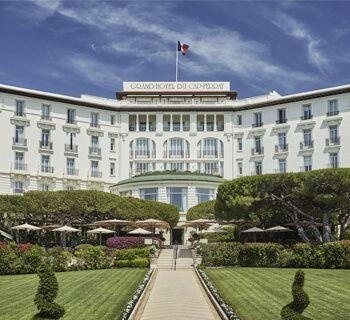 Grand-Hotel du Cap-Ferrat, a Four Seasons Hotel