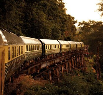 Belmond Eastern and Oriental Express