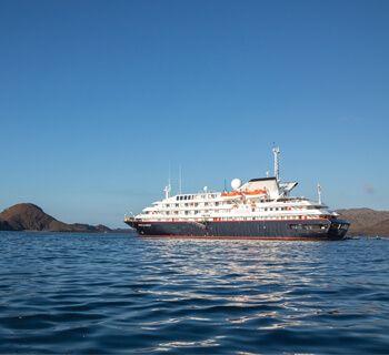 Silversea Cruises Silver Galapagos Cruise