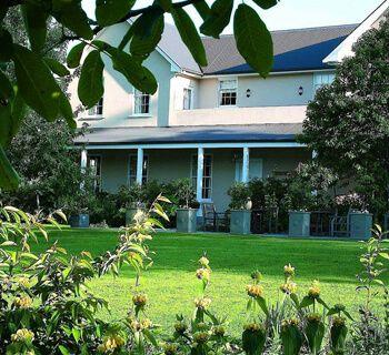 Edenhouse Luxury Lodge Accommodation