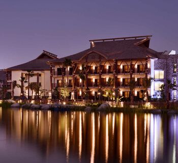 Lapita, Dubai Parks Resorts