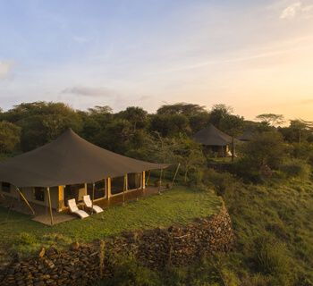 Loisaba Tented Camp by Elewana