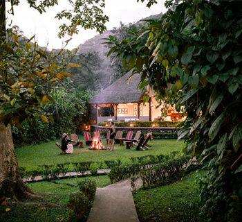 Sanctuary Gorilla Forest Camp Uganda