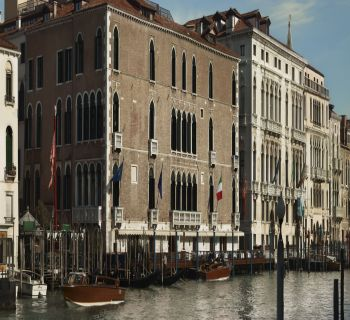 The Gritti Palace, Venice
