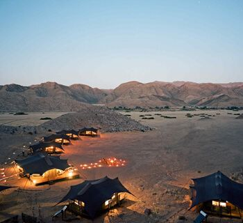 Hoanib Valley Camp