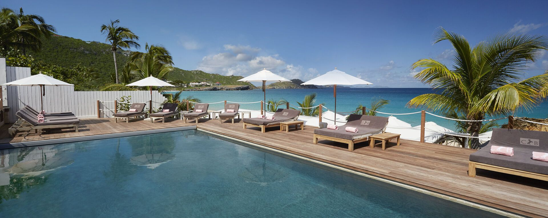 Cheval Blanc St-Barth Isle de France
