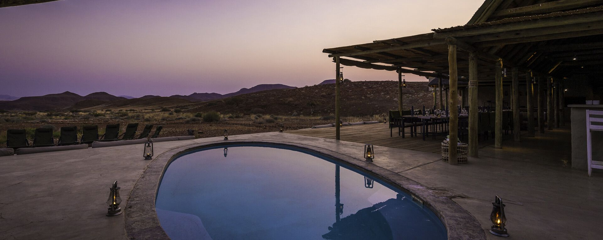 Damaraland Wilderness Camp