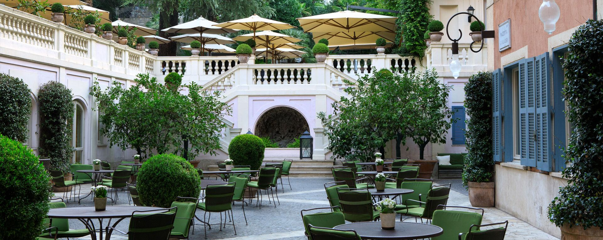 Hotel De Russie, a Rocco Forte Hotel