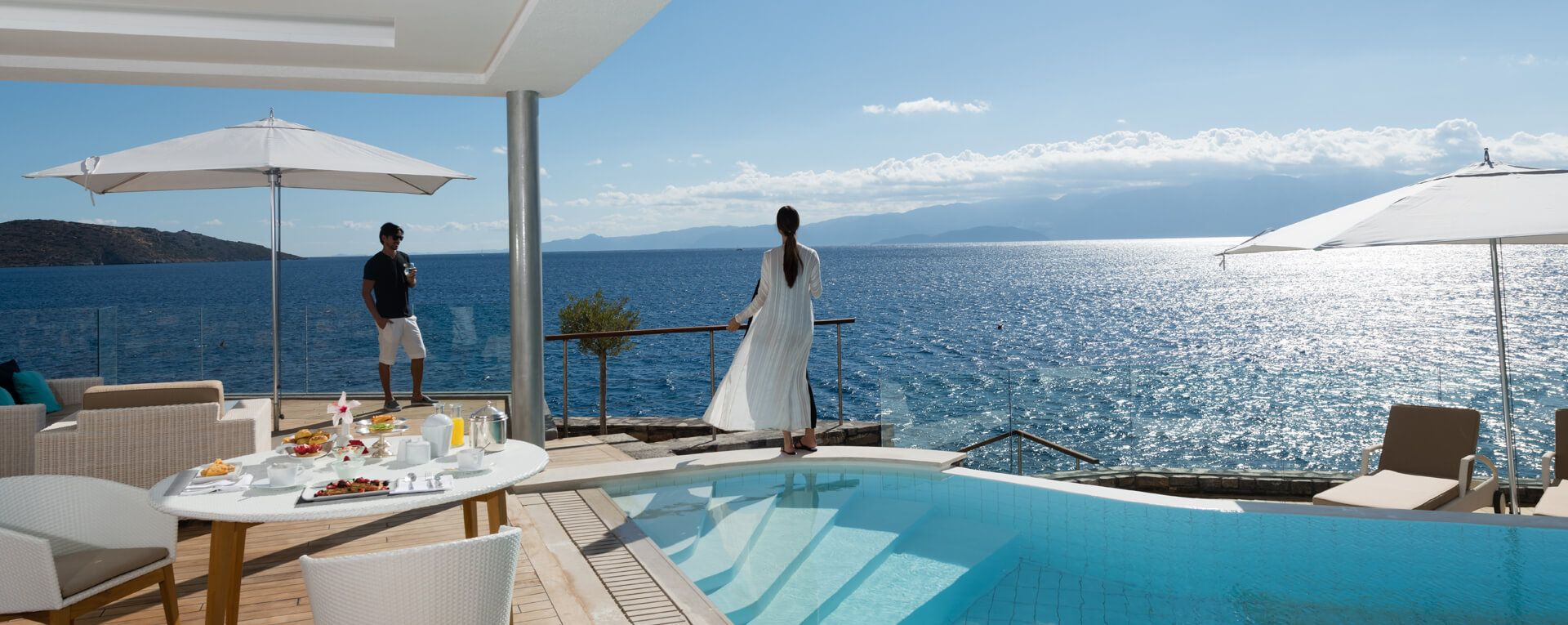 Elounda Beach Hotel & Villas and Elounda Bay Palace, Crete