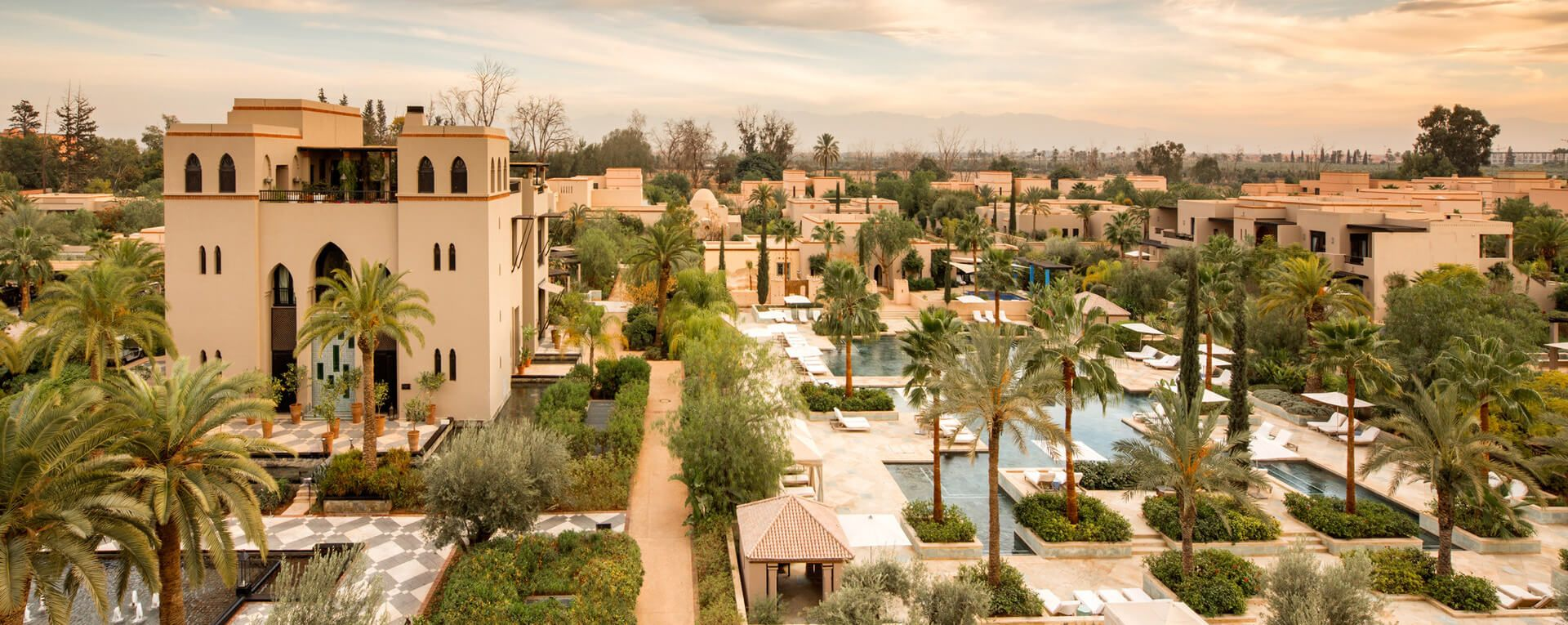 Four Seasons Resort, Marrakech