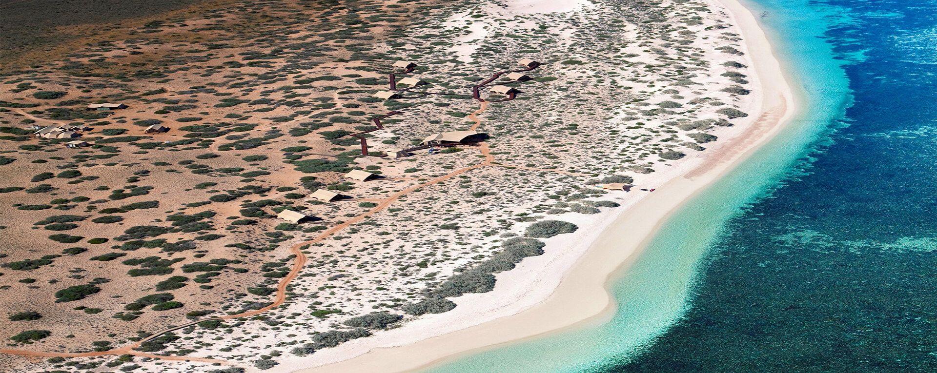 Sal Salis Ningaloo Reef Safari Camp