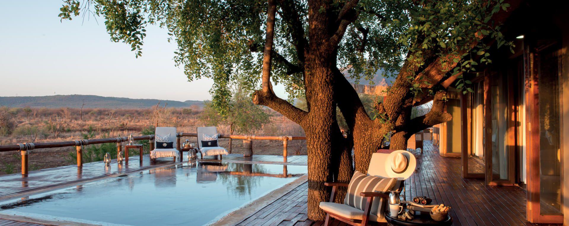 Madikwe Hills Private Game Lodge