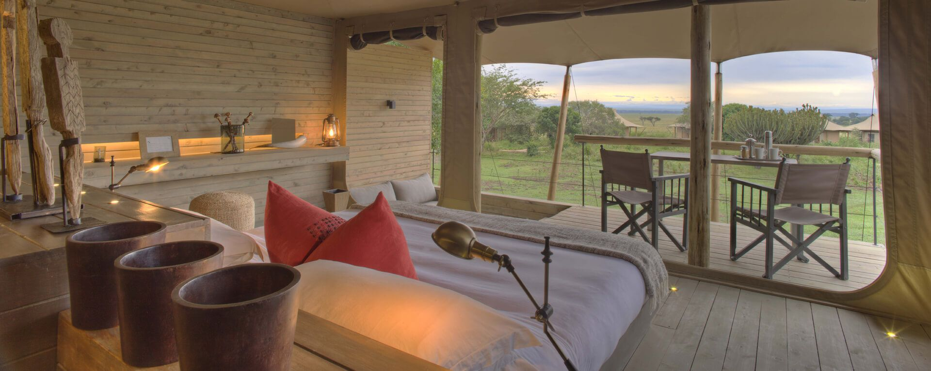 &Beyond Kichwa Tembo Tented Camp