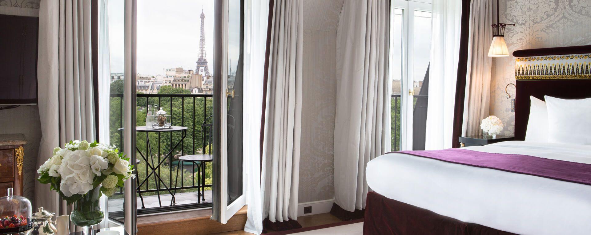 La Réserve, Paris