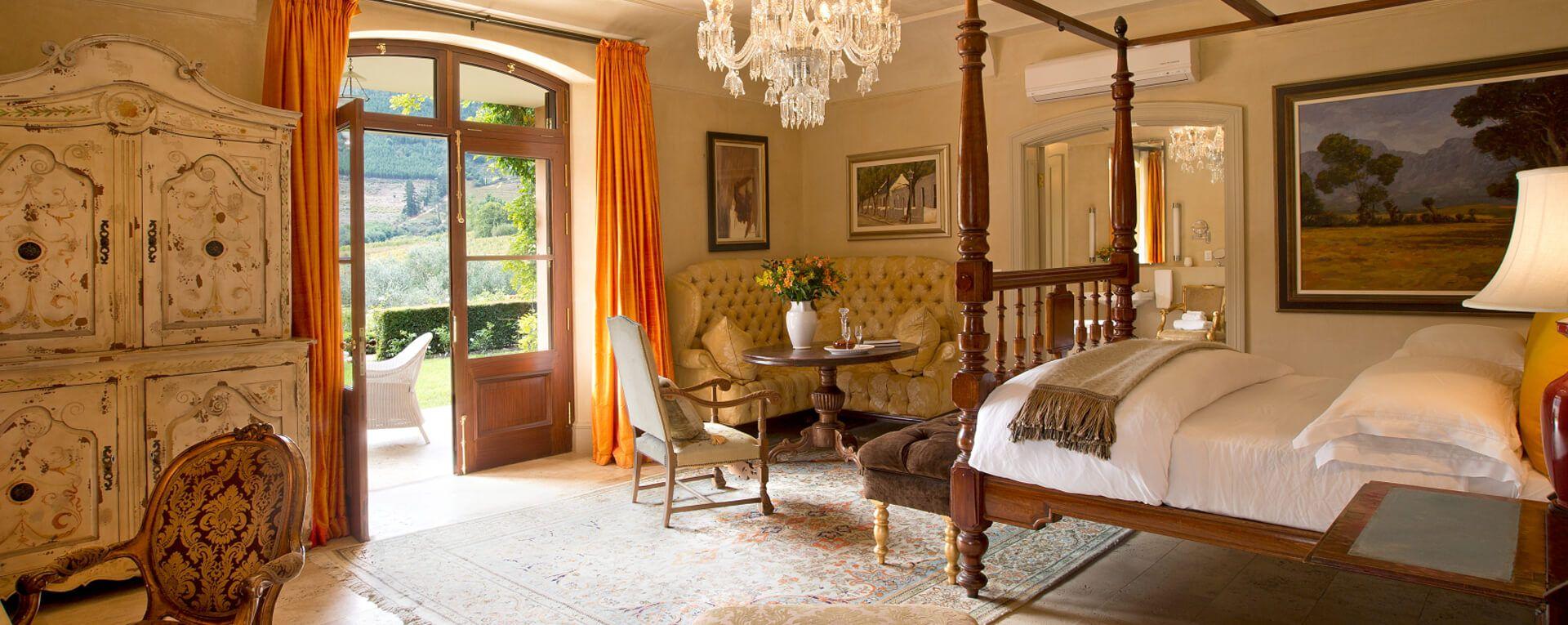 La Residence, Franschhoek