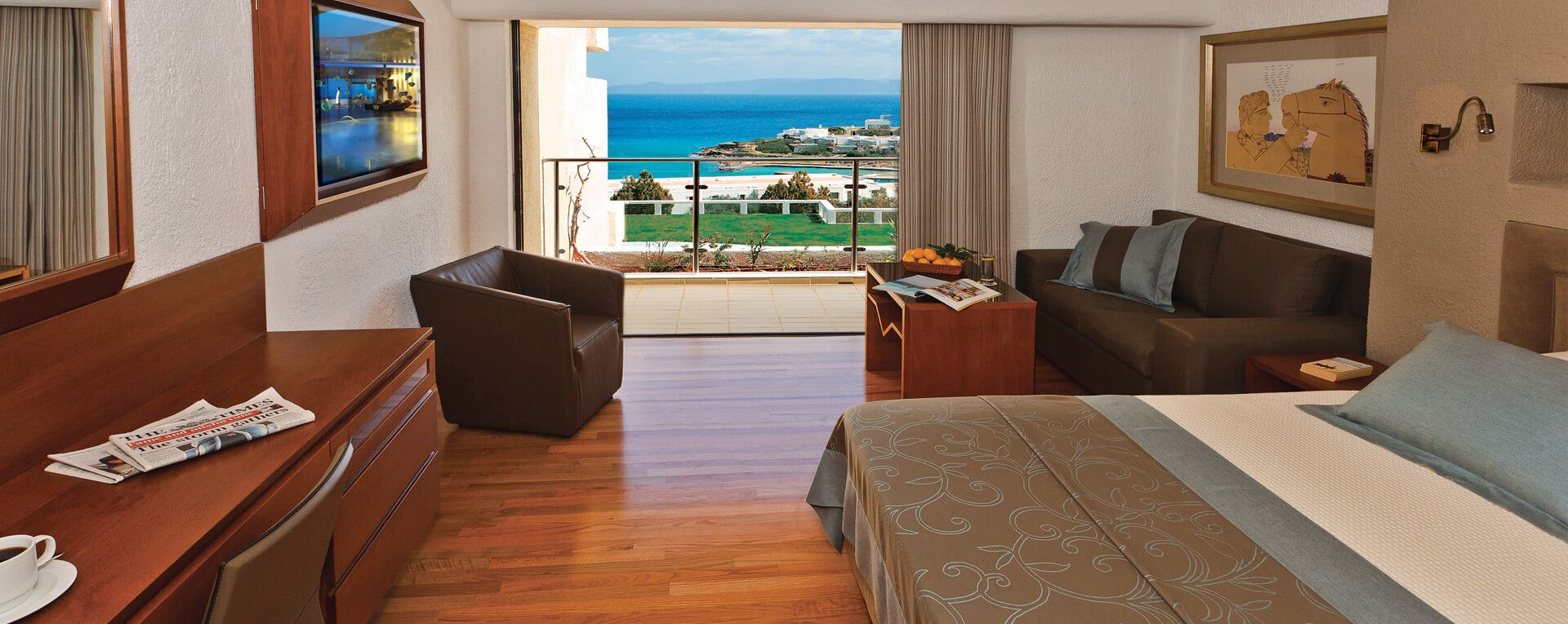 Porto Elounda Golf & Spa