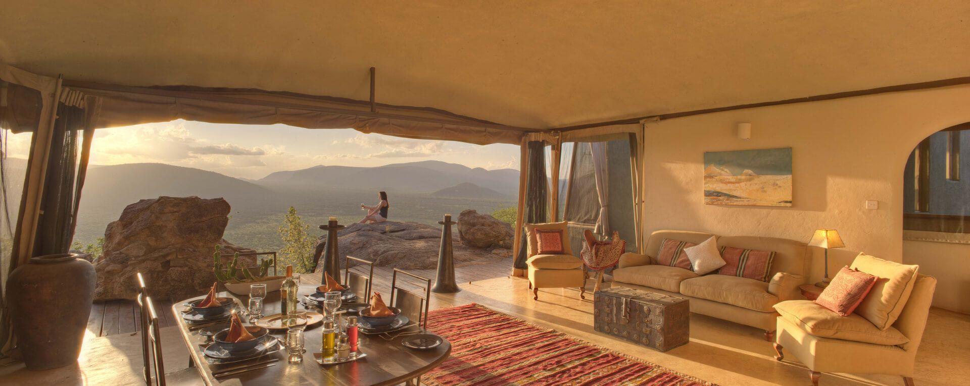 Saruni Lodges