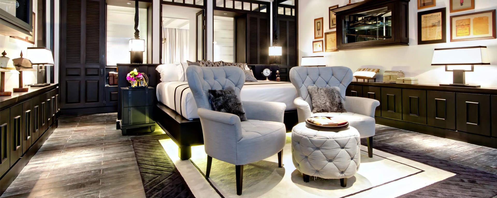 The Siam Hotel, Bangkok – An Urban Luxury Resort