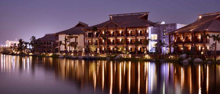 Lapita, Dubai Parks Resorts