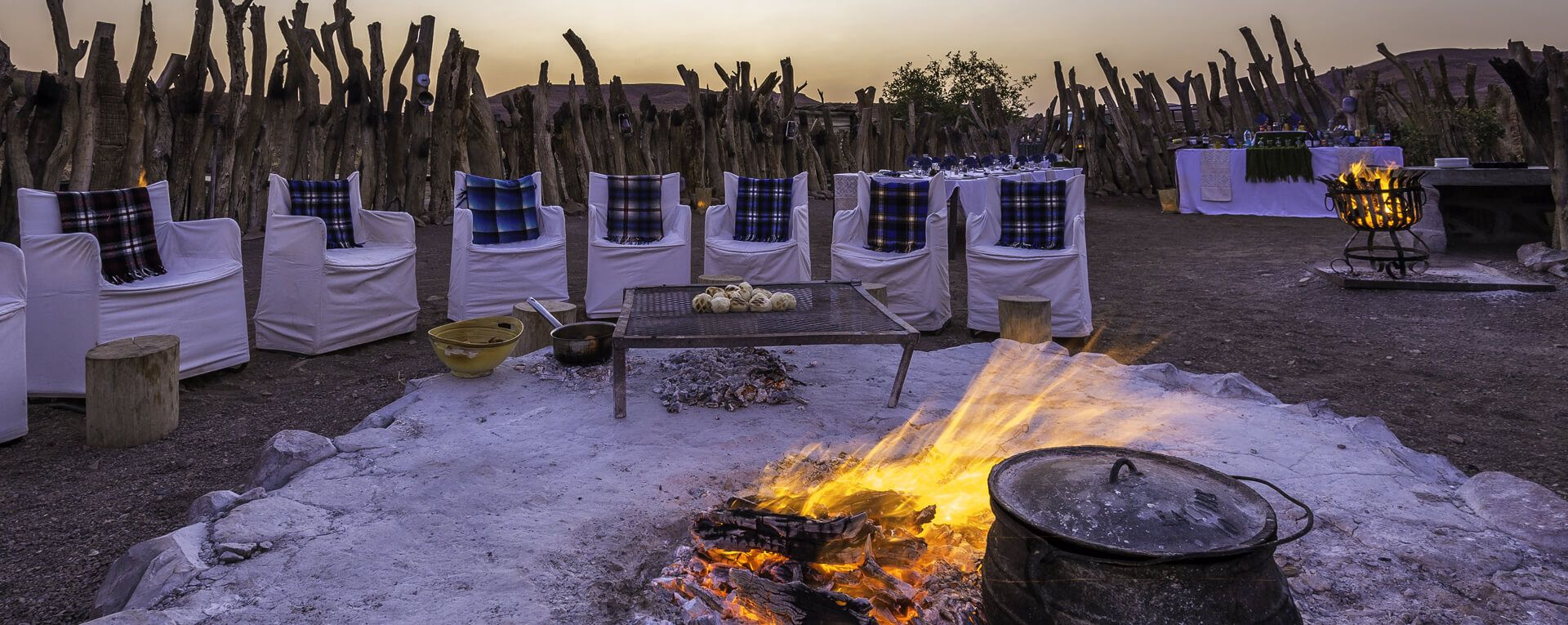 Damaraland Wilderness Camp