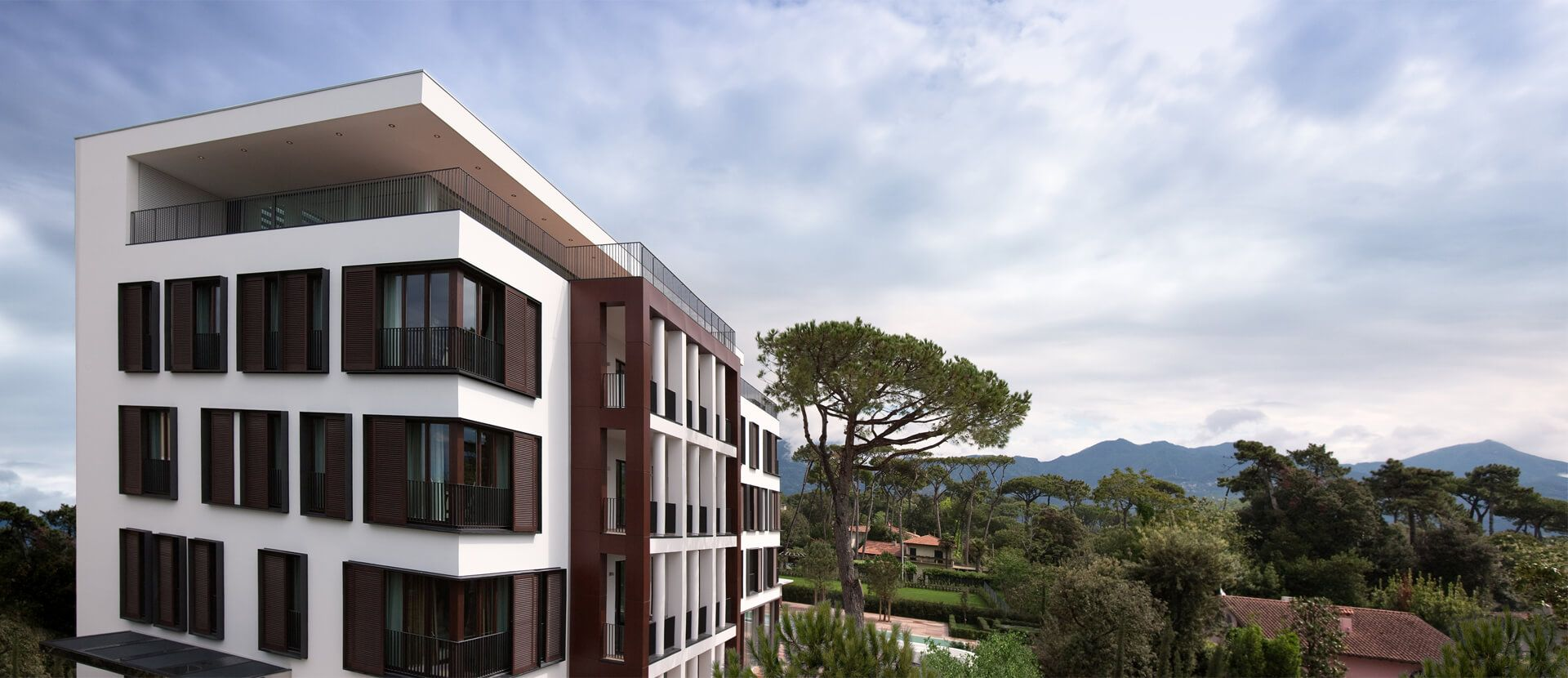 Principe Forte dei Marmi, Tuscan Riviera