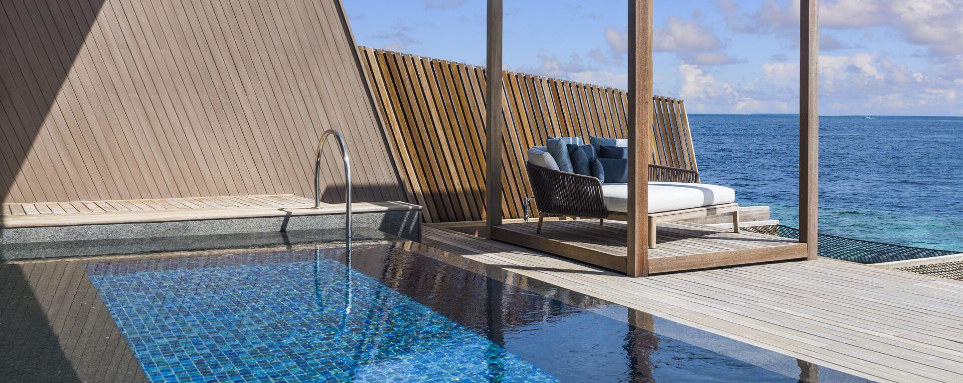The St Regis Maldives Vommuli Resort