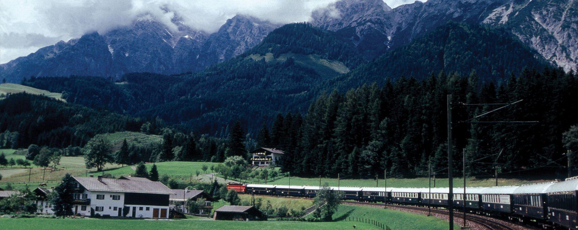 Venice Simplon-Orient Express