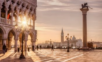 Why is Venice called the city of love?