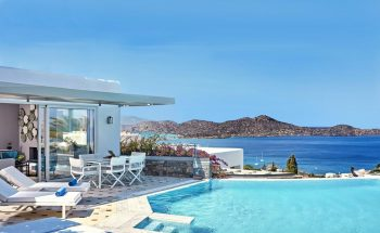 Authentic Mediterranean Living at Elounda Gulf Villas, Crete