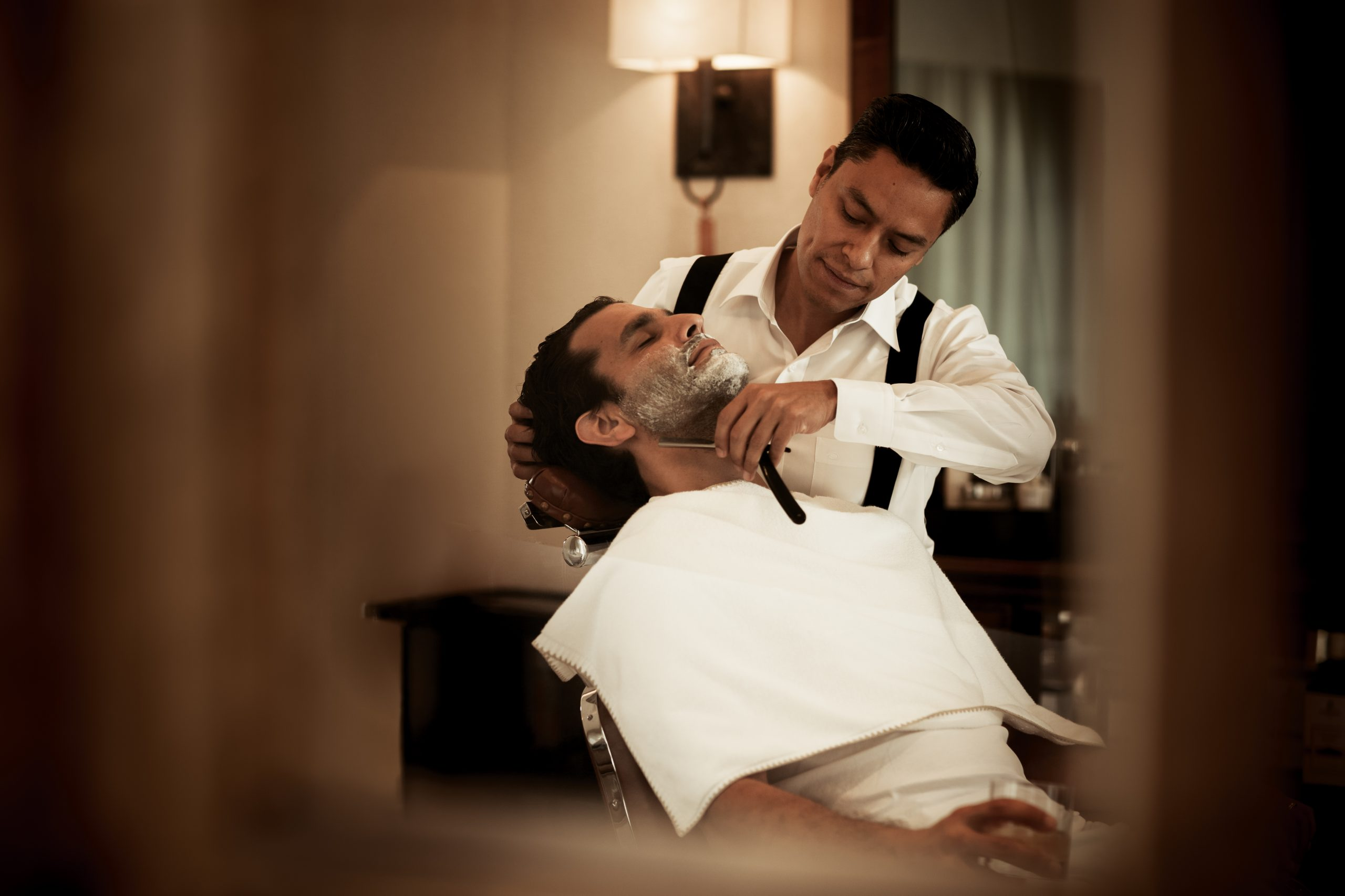 Missing Your Barber? Let One&Only Give You Their Tips for Male Grooming