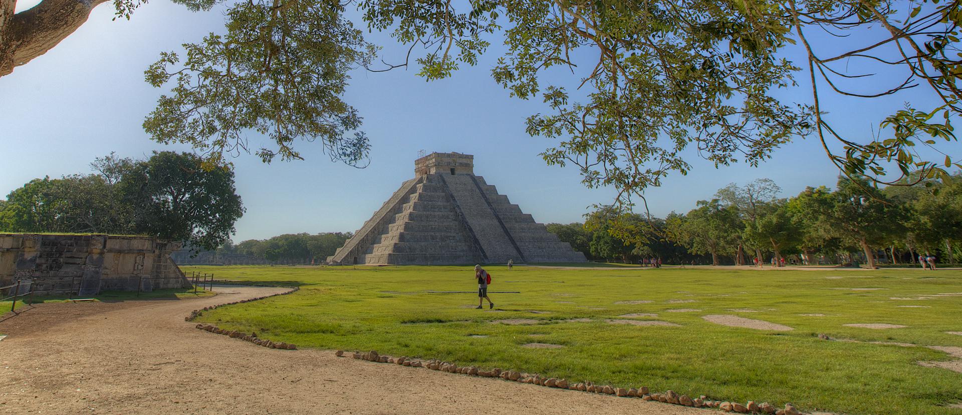 Explore the Yucatan Peninsula
